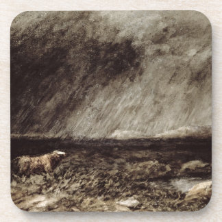The Challenge on the Moors, near Bettws-y-Coed, No Drink Coaster