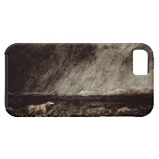 The Challenge on the Moors, near Bettws-y-Coed, No iPhone SE/5/5s Case