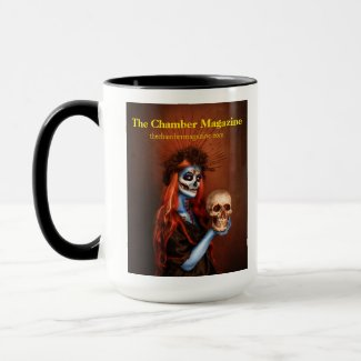 The Chamber Magazine April 2021 Cover Mug
