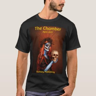 The Chamber Magazine April 2021 Cover T-Shirt