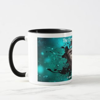 The Chamber Magazine Eyes from another Dimension Mug