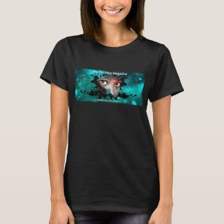 The Chamber Magazine Eyes from another dimension T-Shirt