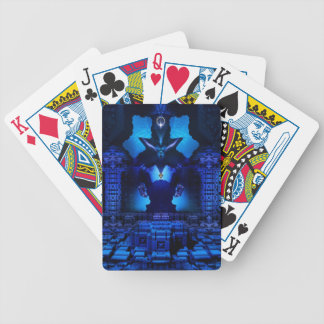 The Chamber Of Talidos Digital Art Bicycle Poker Deck