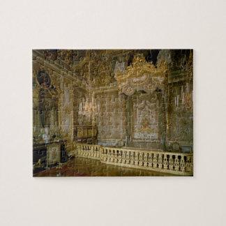 The Chambre de la Reine (Queen's Bedroom) (photo) Jigsaw Puzzle