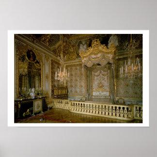 The Chambre de la Reine (Queen's Bedroom) (photo) Poster