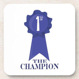 The  Champion Beverage Coaster