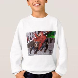 The Champion of Wall Street Sweatshirt