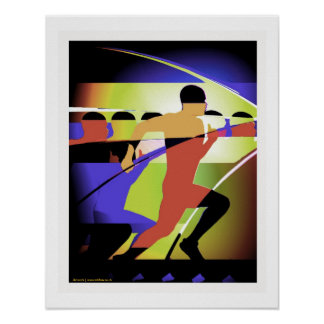 The Champions poster art/print