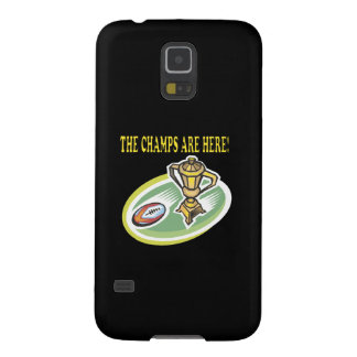 The Champs Are Here Galaxy S5 Case