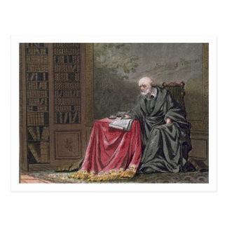 The Chancellor, Michel de l'Hopital (c.1503-73) Co Postcard