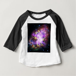 The Chandra X-ray in the Crab Nebula Baby T-Shirt