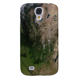The change in vegetation samsung galaxy s4 cover