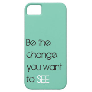 The Change iPhone SE/5/5s Case