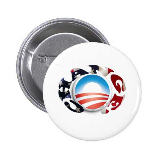 The Change We Need Pinback Button