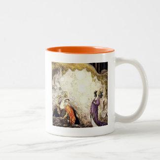 The Changelings Two-Tone Coffee Mug