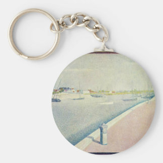 The Channel Of Gravelines, Petit-Fort-Philippe Keychain