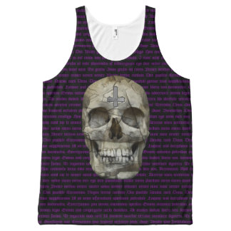 The Chant All-Over-Print Tank Top