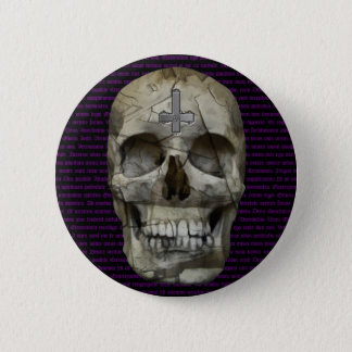 The Chant Pinback Button