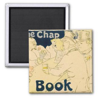 The Chap by Toulouse-Lautrec Magnet