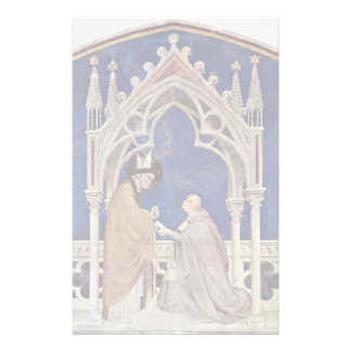 The Chapel Dedicated To St. Martin By The Cardinal Personalized Stationery