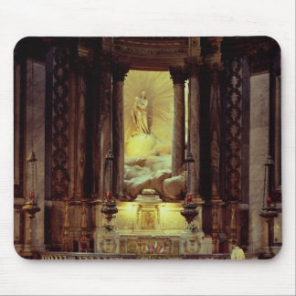 The Chapel of the Virgin, 1770's (photo) Mouse Pad
