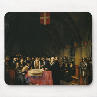 The Chapter of the Order of St. John of Jerusalem Mouse Pad