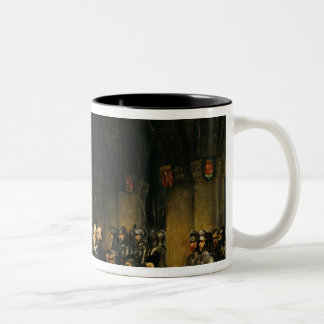 The Chapter of the Order of St. John of Jerusalem Two-Tone Coffee Mug