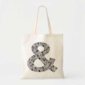 The Character Ampersand Tote Bag