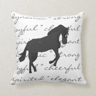 The Characteristic Horse Pillow