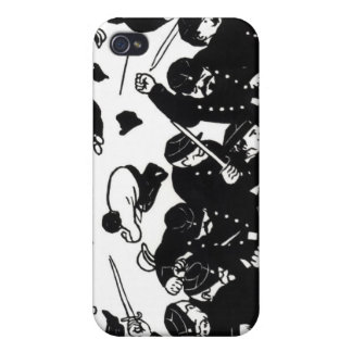 The Charge, 1893 iPhone 4/4S Cover