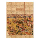 The Charge of the Cavaliers of Faramouz Post Card