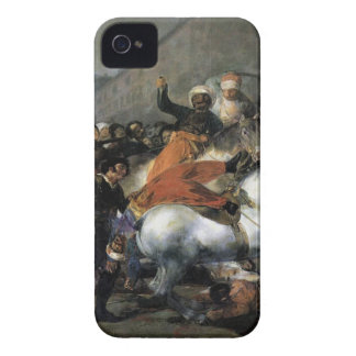 The Charge of the Mamelukes by Francisco Goya iPhone 4 Case