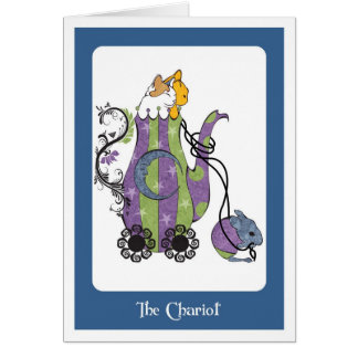 The Chariot Greeting Cards