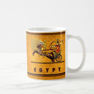 The chariot in Ancient Egypt Mug