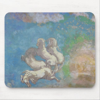 The Chariot of Apollo, c.1905-14 Mouse Pad