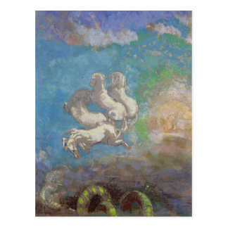 The Chariot of Apollo, c.1905-14 Postcard