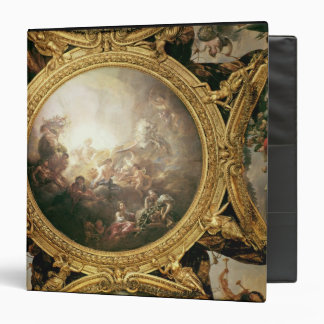 The Chariot of Apollo, ceiling painting 3 Ring Binder