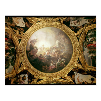 The Chariot of Apollo, ceiling painting Postcards