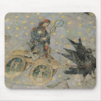 The Chariot of Mercury, detail from the vaulting Mouse Pad