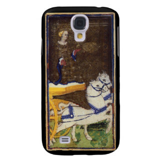 The Chariot Tarot Card Galaxy S4 Case