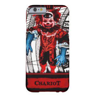 The Chariot Tarot Card iPhone 6 Case