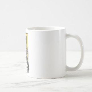 the chariot tarot coffee mug