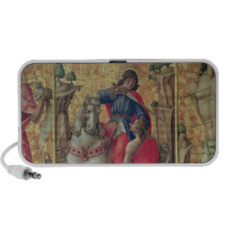 The Charity of St. Martin Notebook Speakers