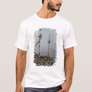 The Charles V automatic clock T-Shirt