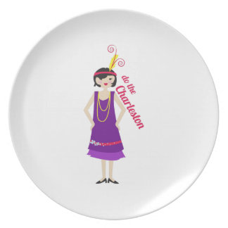 The Charleston Plate
