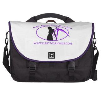 The Charley Davidson Series Laptop Bag
