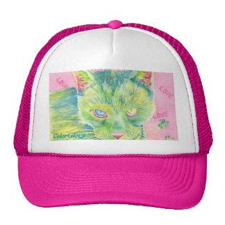 The Charmer Cap Mesh Hat