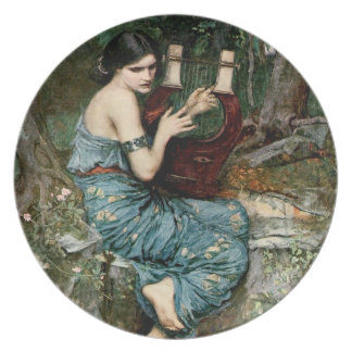 The Charmer - Plate