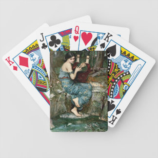 The Charmer - Playing Cards Bicycle Playing Cards