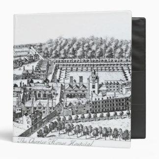 The Charterhouse Hospital, c.1720 3 Ring Binder